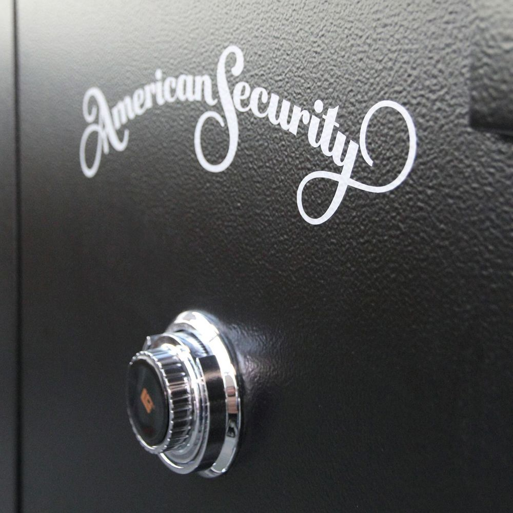 Сейф American Security YF6032-MB